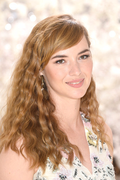 Louise Bourgoin Long Waves