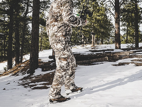 Herren Jagdhose Hid3 Camo Muster Wände Pro Series Review