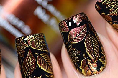21 Trendy Fall Nail Design Ideen