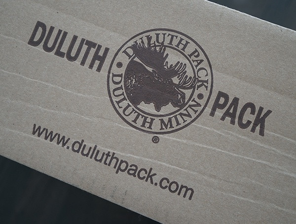 Duluth-Packungspackung