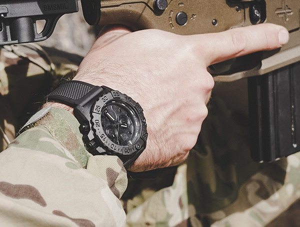 Luminox Navy Seal Chronograph für Herren