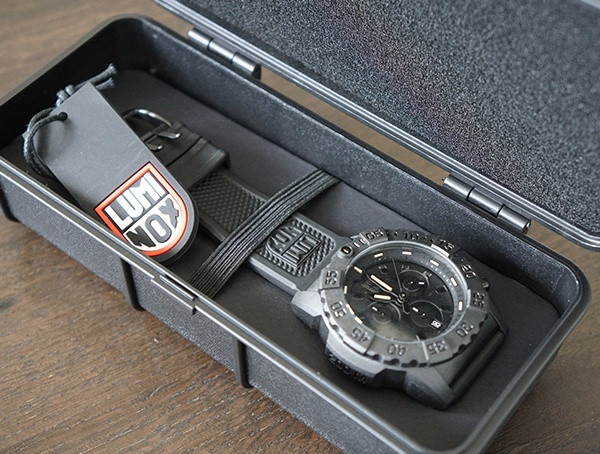 Luminox Herrenuhren Navy Seal Chronograph