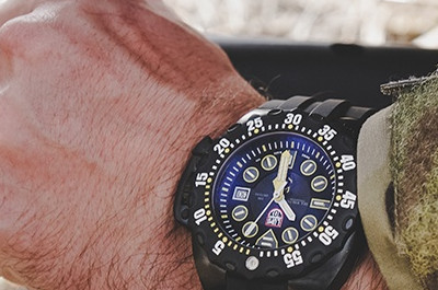 Luminox - Herren Scott Cassell Deep Dive, Atacama Field und Navy SEAL Watch Review