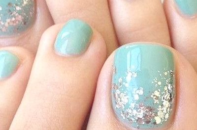 20 Adorable Easy Toe Nail Designs 2019 - Einfache Zehennagel-Kunst Designs