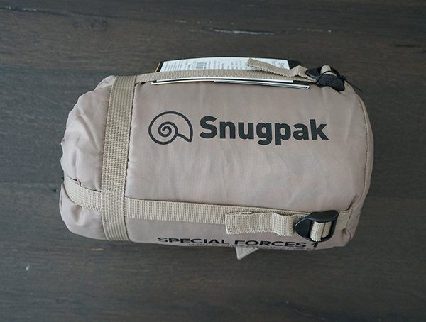 Snugpak Special Forces 1 Schlafsack-Kompressionssack
