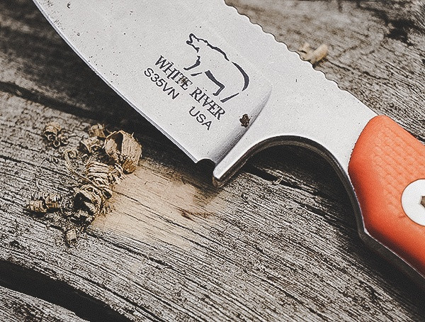 White River Messer und Werkzeug M1 Backpacker Pro Knife Review