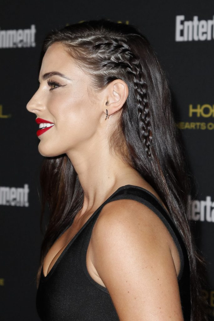 Side Cornrows