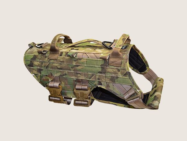 Ray Allen Icon Tactical Dog Harness Weste