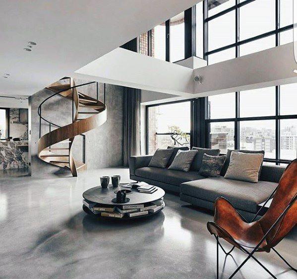 Luxus Wohnzimmer Design Ultimate Bachelor Pads