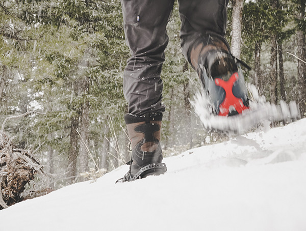 Downhill Traction über Tiefschnee Msr Lightning Ascent Snowshoes Review