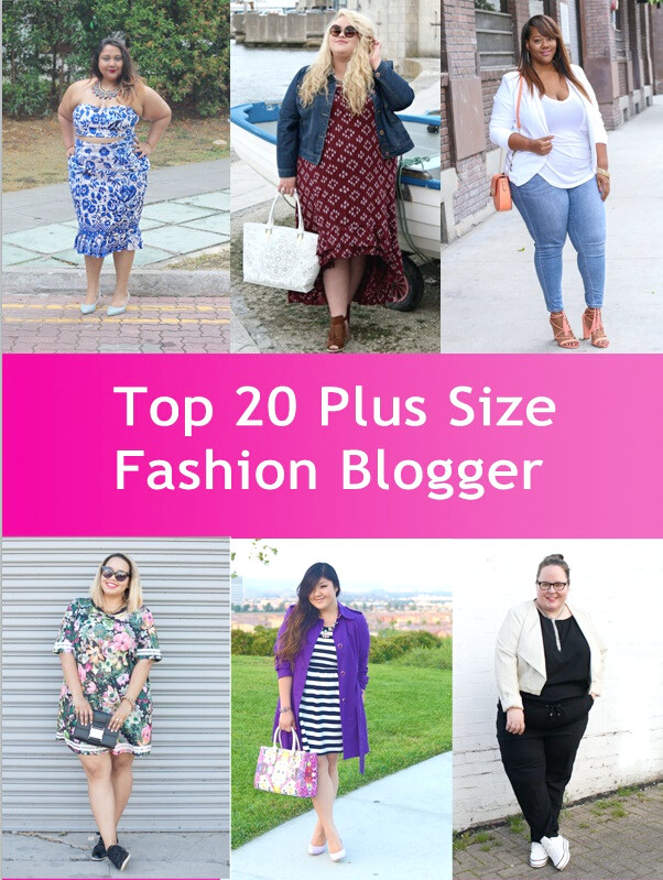 Plus Size Fashion Blogger
