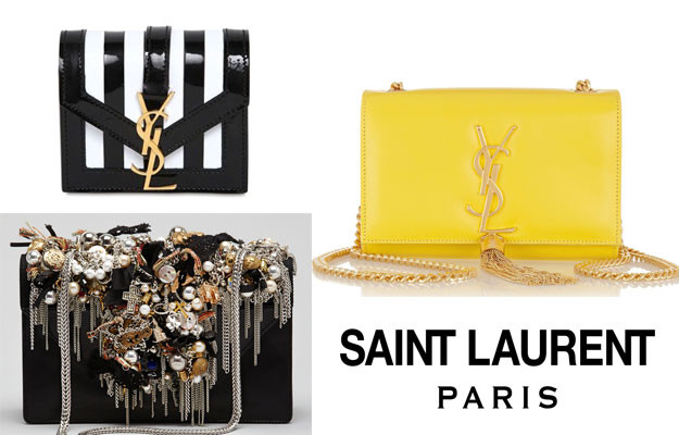 Saint Laurent teure Geldbeutelmarke