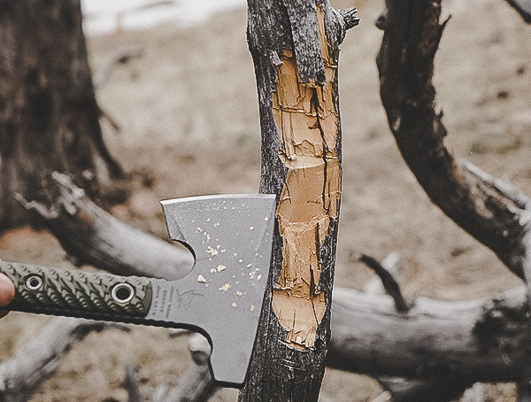 Outdoor Woods Bewertung Rmj Tactical Jenny Wren Tomahawk
