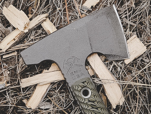 Holzhacken Rmj Tactical Jenny Wren Tomahawk Review