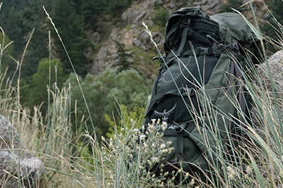 Adirondack Green Osprey Aether Ag 85 Bewertung - Technical Backpacking Pack