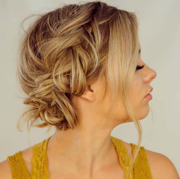 Unordentlich, Boho Halo Braid