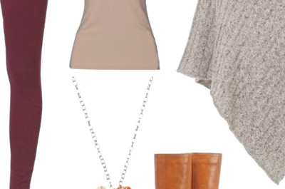 Trendy Outfit Ideen mit Leggings