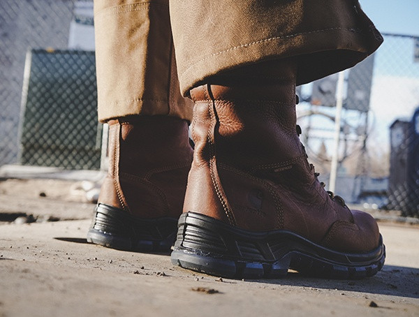 Carhartt Made In The USA 8 Inch Comp Toe Arbeitsstiefel im Überblick