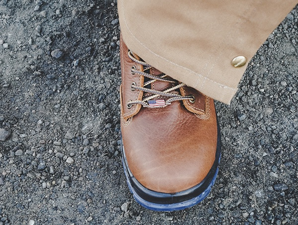 Mens Carhartt Made In The Usa 8 Zoll Composite Toe Work Boot Bewertung