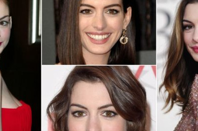 Anne Hathaway Haircut - 35 Anne Hathaways Stylish Hair Looks