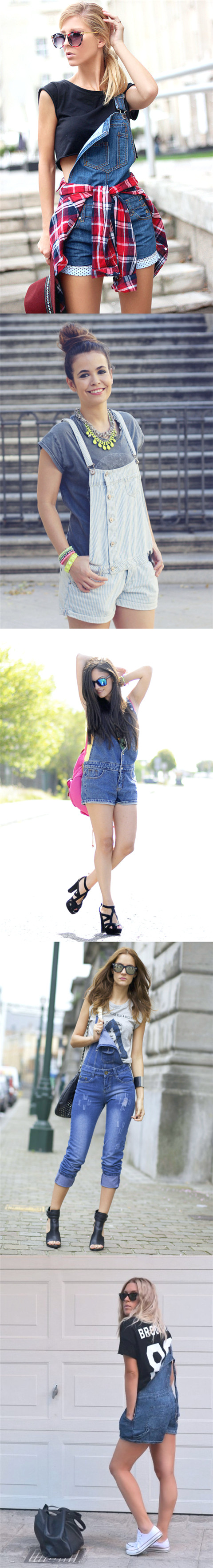 Denim-Overall-Outfit-Ideen