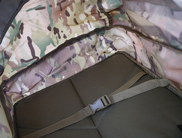 Mercury Tactical 3 Day Stretch Interior