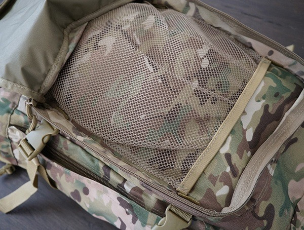Mesh-Fach Mercury Tactical 3 Day Stretch-Rucksack