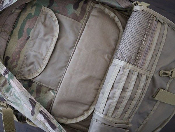 Mercury Tactical Recon Backpack Organisationspanel