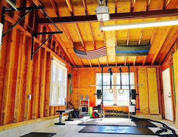 Awesome Garage Gym Ideen