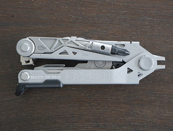 Gerber Center Drive Plus Multi-Tool von oben
