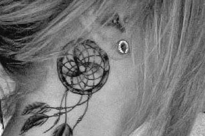 22 Kreative Dream Catcher Tattoo-Designs