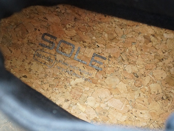 Sole Recork Recycling-Zwischensohle