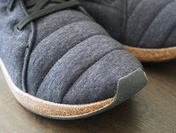 Sohle X United By Blue Jaspis Wolle Eco Chukka Stiefel Toe Detail