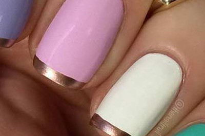 51 Cooler French Tip Nagel Designs