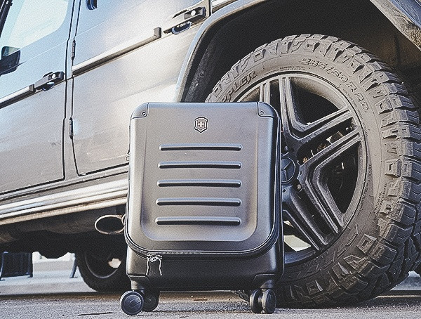Victorinox Spectra 2 0 Dual Access Global Carry On Review