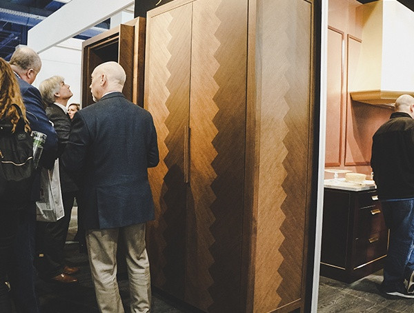 Nahb 2019 Custom Wood Cabinetry anzeigen