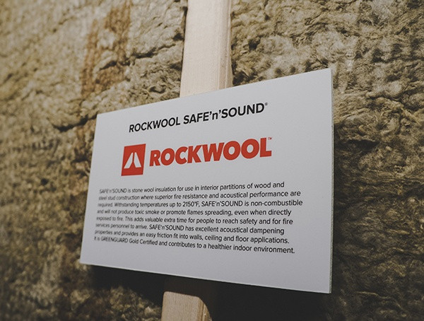 Rockwool Safe N Sound 2019 Nahb Internationale Bauerschau