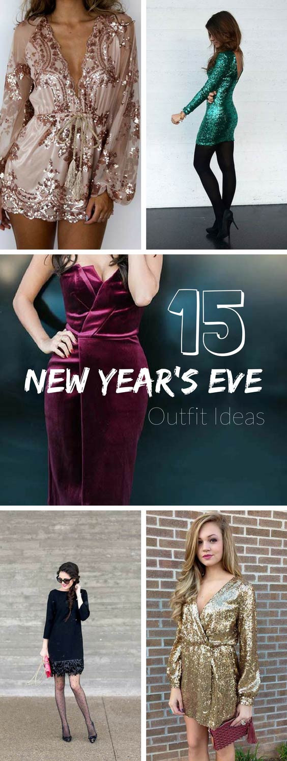 15 Silvester-Outfit-Ideen