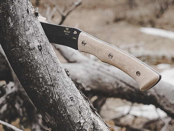 Bewertung Buck Knives Compadre Froe
