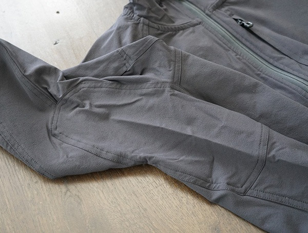 Armnaht Details Means Beyond Clothing Velox Light Softshell