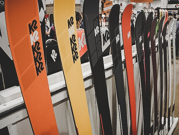 K2 Mens Ski Kollektion