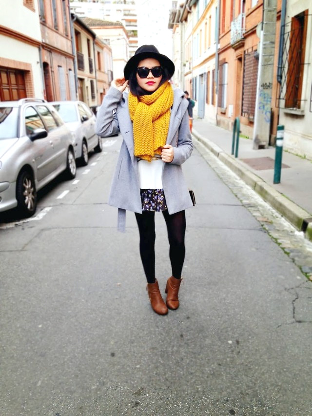 Street Style Outfit Idee für 2015