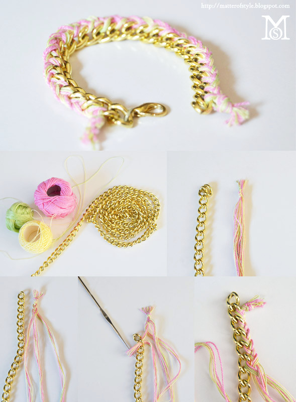 Pulsera descarada