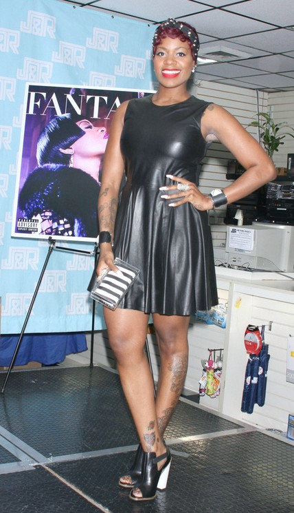 Slingbacks de Fantasia Barrino