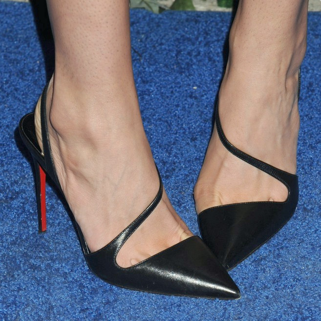 Slingbacks de Lily Aldridge