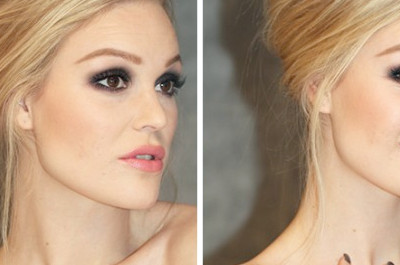 10 increíbles tutoriales Smokey Eyes