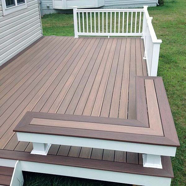 Awesome Deck Bench Ideen Ecke