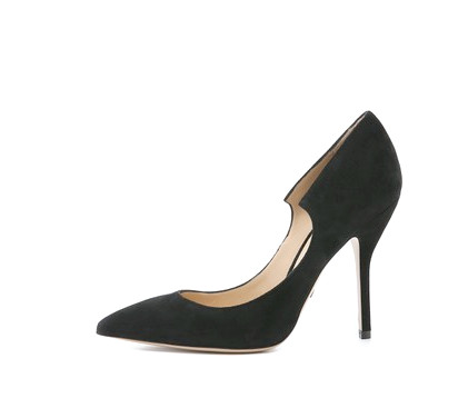 Paul Andrew Manhattan Pumps, 675 $