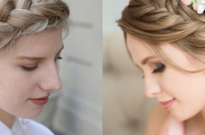 20 Royal und Charismatic Crown Braid Frisuren