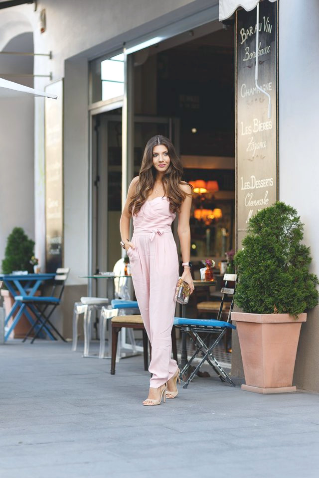Rosa Overall über